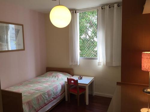apartamento para venda, 2 dormitórios, perdizes - são paulo - 7188