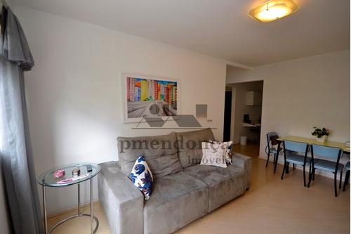 apartamento para venda, 2 dormitórios, perdizes - são paulo - 8764
