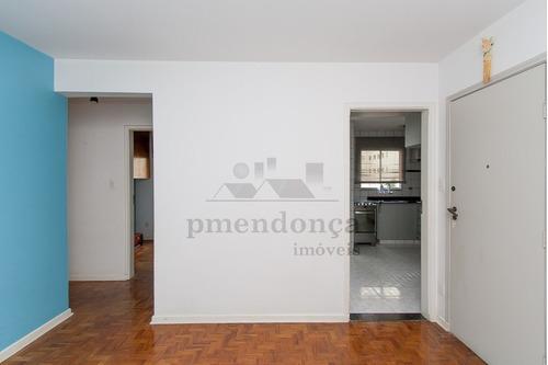 apartamento para venda, 2 dormitórios, perdizes - são paulo - 9748