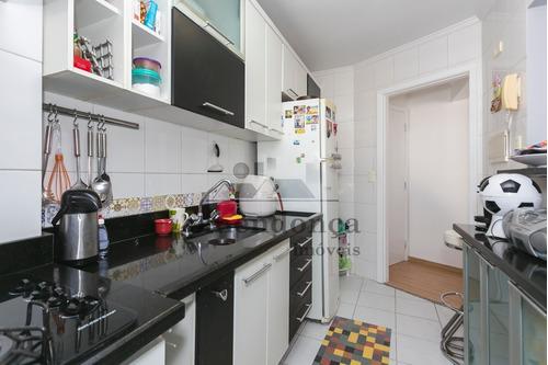 apartamento para venda, 2 dormitórios, perdizes - são paulo - 9770