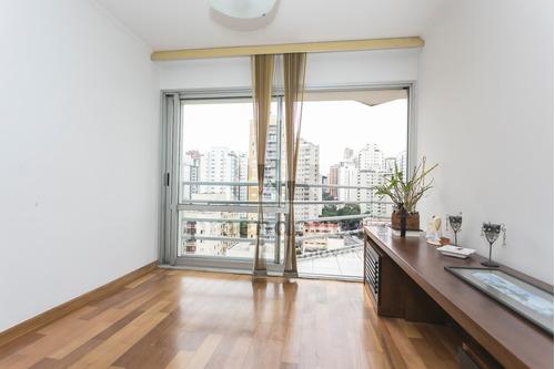 apartamento para venda, 2 dormitórios, perdizes - são paulo - 9783