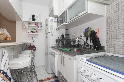 apartamento para venda, 2 dormitórios, perdizes - são paulo - 9911
