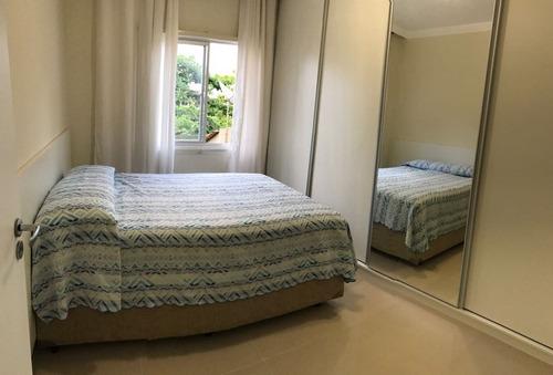 apartamento para venda, 2 dormitórios, perequê - porto belo - 1706