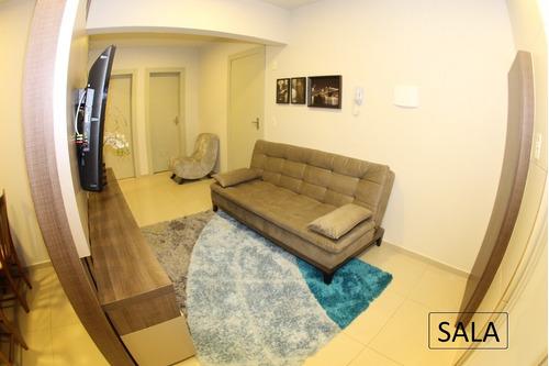 apartamento para venda, 2 dormitórios, perequê - porto belo - 2109