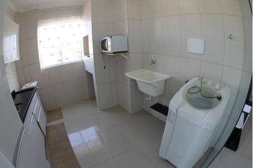 apartamento para venda, 2 dormitórios, perequê - porto belo - 845