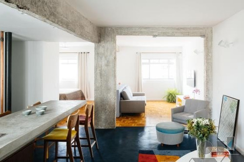 apartamento para venda, 2 dormitórios, pinheiros - são paulo - 10317