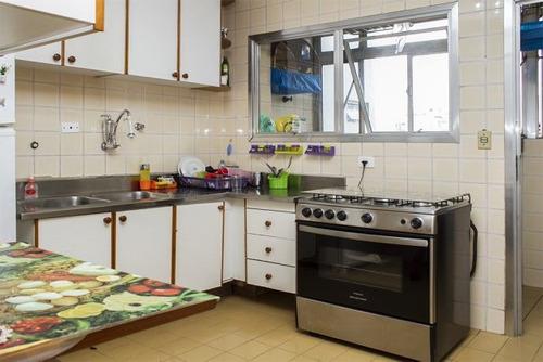 apartamento para venda, 2 dormitórios, pinheiros - são paulo - 2837