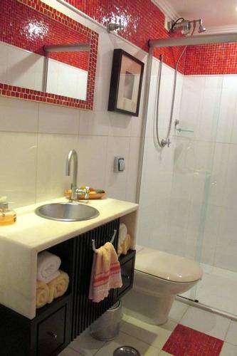 apartamento para venda, 2 dormitórios, pinheiros - são paulo - 5722