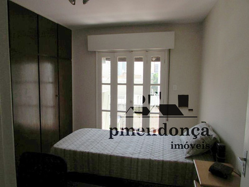 apartamento para venda, 2 dormitórios, pinheiros - são paulo - 7306