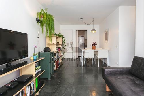 apartamento para venda, 2 dormitórios, pinheiros - são paulo - 9653