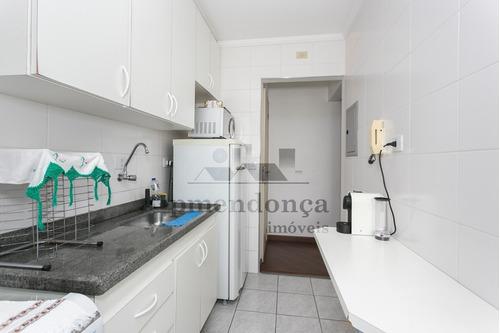 apartamento para venda, 2 dormitórios, pinheiros - são paulo - 9871