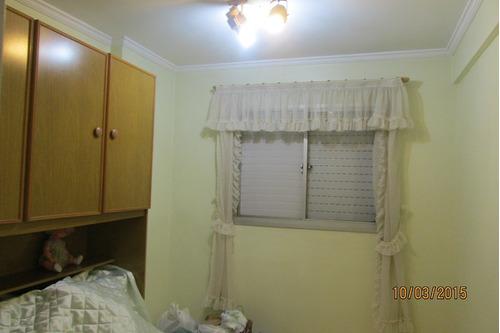 apartamento para venda, 2 dormitórios, piqueri - são paulo - 6756