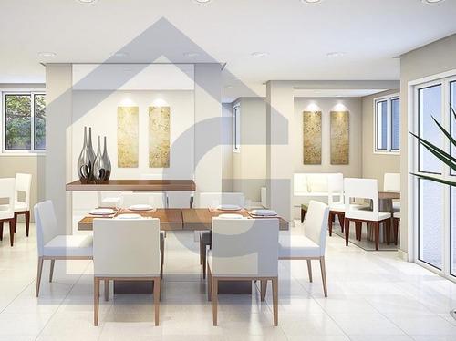 apartamento para venda, 2 dormitórios, planalto - são bernardo do campo - 2914