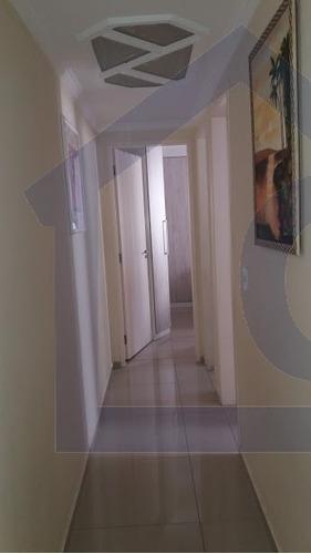 apartamento para venda, 2 dormitórios, planalto - são bernardo do campo - 3132