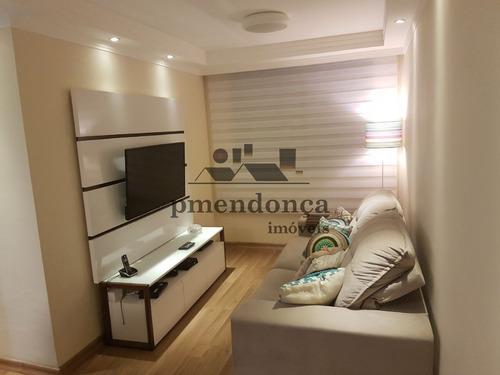 apartamento para venda, 2 dormitórios, pompéia - são paulo - 10694