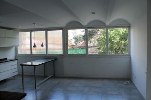 apartamento para venda, 2 dormitórios, pompéia - são paulo - 1551