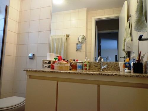 apartamento para venda, 2 dormitórios, pompéia - são paulo - 5923