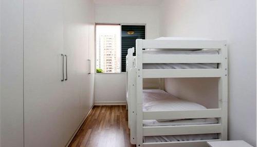apartamento para venda, 2 dormitórios, republica - são paulo - 4733