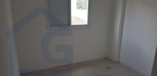 apartamento para venda, 2 dormitórios, rudge ramos - são bernardo do campo - 3326