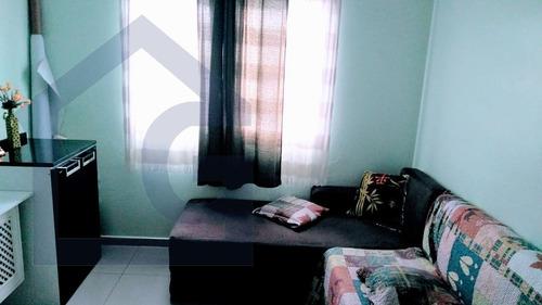 apartamento para venda, 2 dormitórios, rudge ramos - são bernardo do campo - 3488