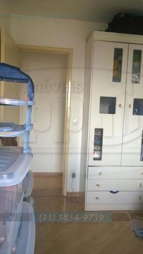 apartamento para venda, 2 dormitórios, sacomã - são paulo - 3531