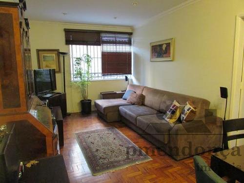 apartamento para venda, 2 dormitórios, santa cecilia - são paulo - 8386