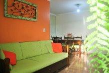 apartamento para venda, 2 dormitórios, santa mônica - são paulo - 7606