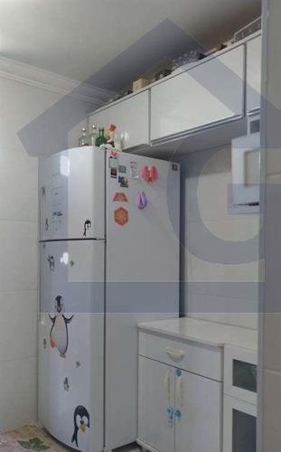 apartamento para venda, 2 dormitórios, santa terezinha - são bernardo do campo - 3327