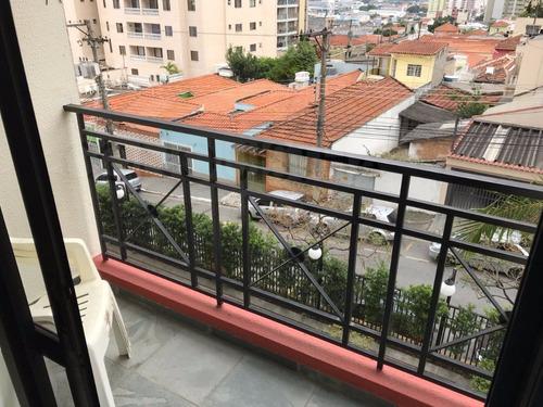 apartamento para venda, 2 dormitórios, santo antônio - são caetano do sul - 3543