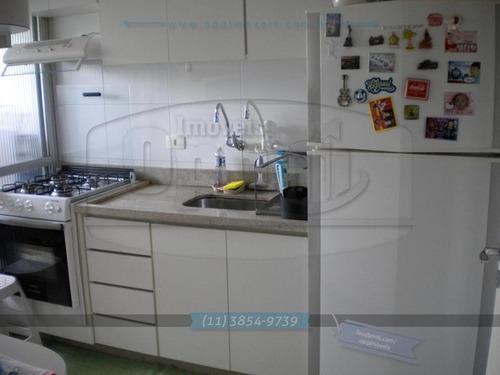 apartamento para venda, 2 dormitórios, saúde - são paulo - 3343