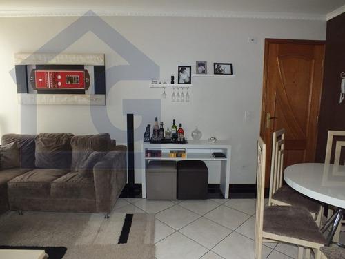 apartamento para venda, 2 dormitórios, são josé - radialista - são caetano do sul - 3569