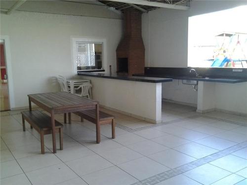 apartamento para venda, 2 dormitórios, taboão - são bernardo do campo - 1346