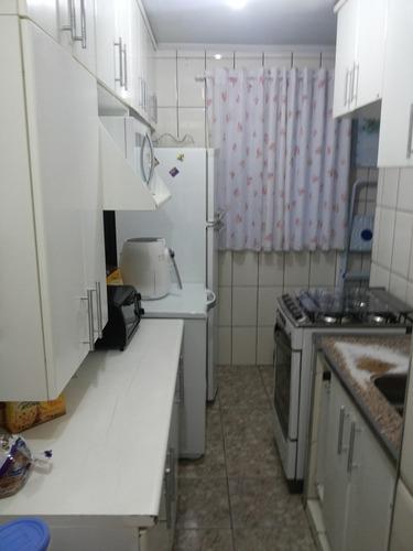 apartamento para venda, 2 dormitórios, taípas - são paulo - 6606