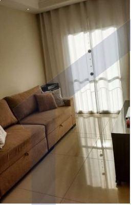 apartamento para venda, 2 dormitórios, terra nova 2 - são bernardo do campo - 2460