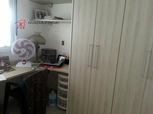 apartamento para venda, 2 dormitórios, várzea de baixo - são paulo - 2349