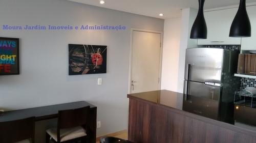 apartamento para venda, 2 dormitórios, vila anastácio - são paulo - 1864