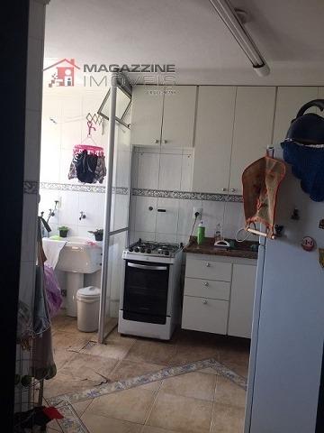 apartamento para venda, 2 dormitórios, vila anhangüera - são paulo - 2858