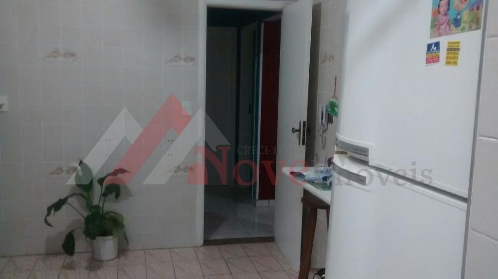 apartamento para venda, 2 dormitórios, vila belmiro - santos - 425