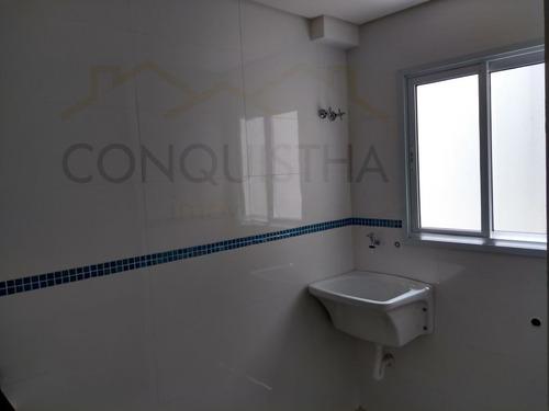apartamento para venda, 2 dormitórios, vila camilópolis - santo andré - 3640