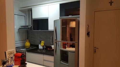 apartamento para venda, 2 dormitórios, vila caminho do mar - são bernardo do campo - 3396