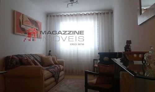 apartamento para venda, 2 dormitórios, vila campestre - são paulo - 2873