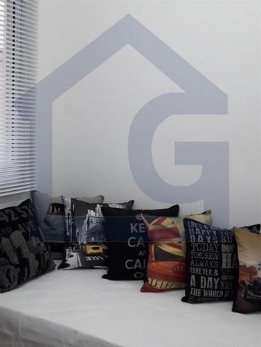 apartamento para venda, 2 dormitórios, vila clarice - santo andré - 3551