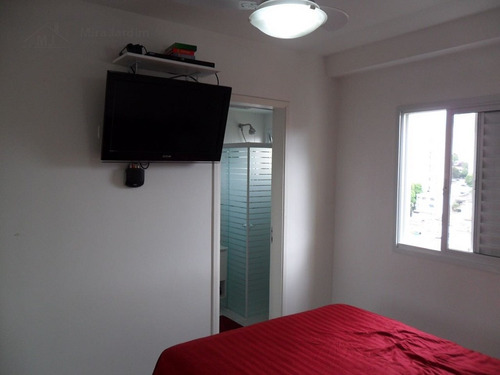 apartamento para venda, 2 dormitórios, vila das mercês - são paulo - 1747