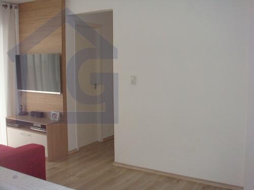 apartamento para venda, 2 dormitórios, vila duzzi - são bernardo do campo - 2461