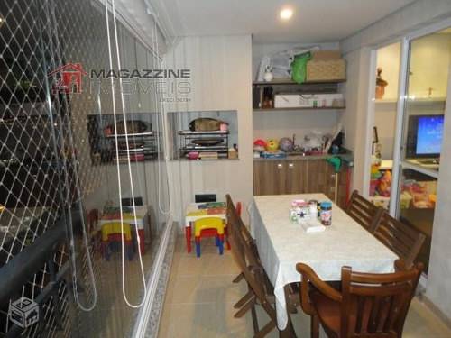apartamento para venda, 2 dormitórios, vila gertrudes - são paulo - 1694