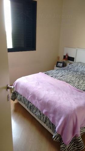 apartamento para venda, 2 dormitórios, vila guarani (z sul) - são paulo - 1671
