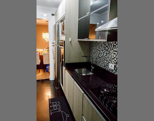 apartamento para venda, 2 dormitórios, vila guarani (z sul) - são paulo - 388