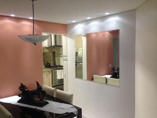 apartamento para venda, 2 dormitórios, vila gumercindo - são paulo - 1415