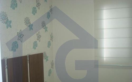 apartamento para venda, 2 dormitórios, vila helena - santo andré - 3356