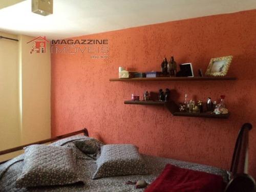apartamento para venda, 2 dormitórios, vila imperio - são paulo - 2417